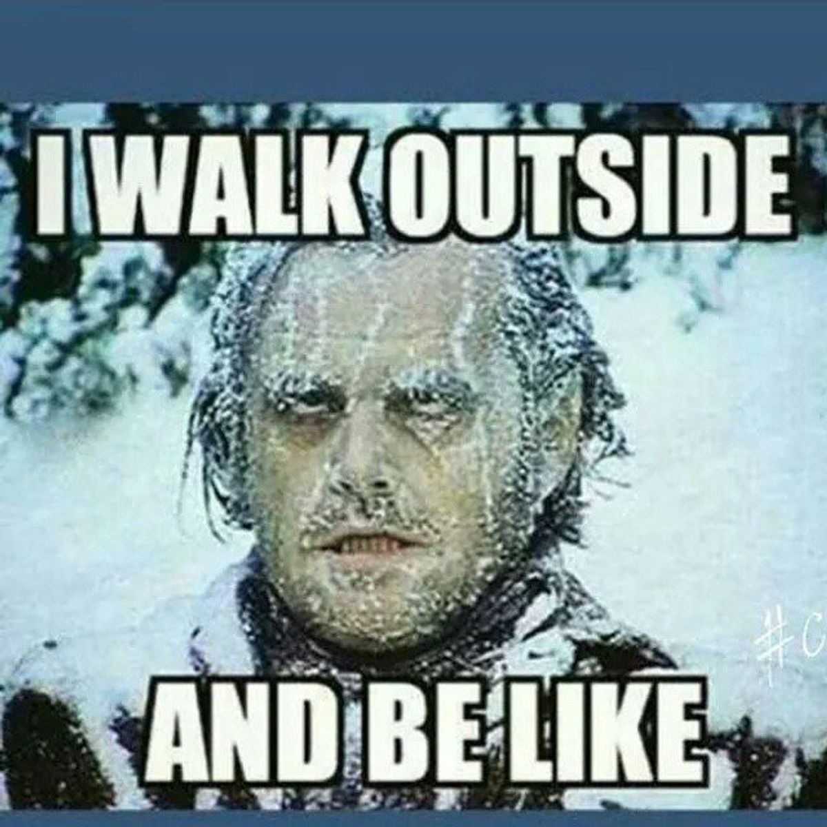 11 Things That You Encounter During The Winter In College