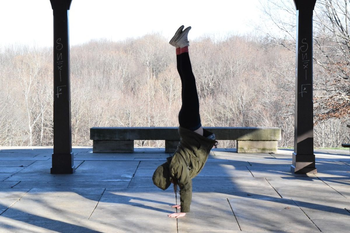 A Thank You Letter To Yoga