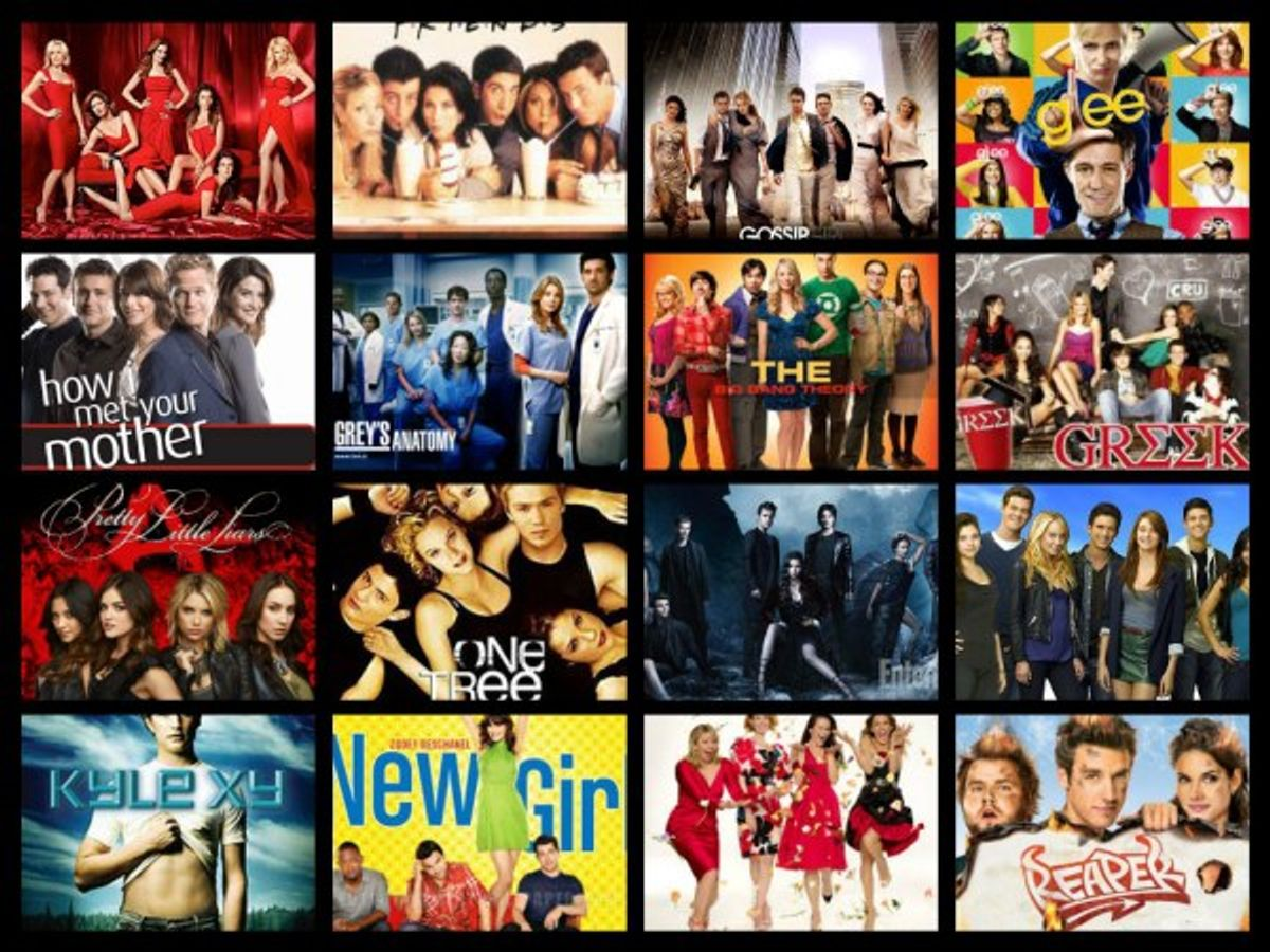 Top 5 TV Sitcoms Of The 2000s