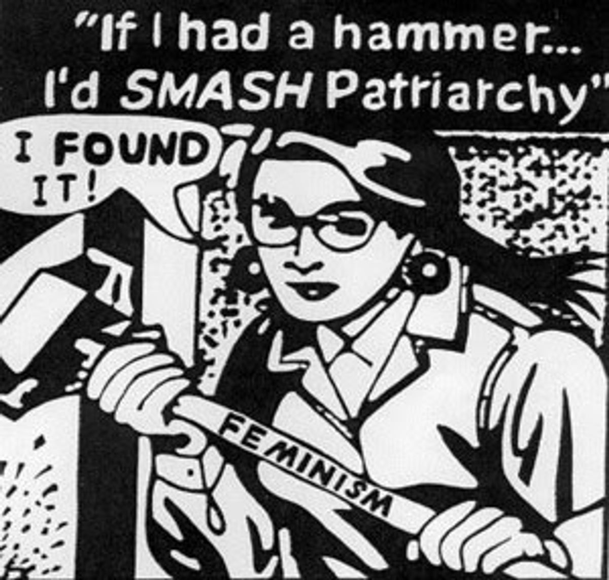 4 Ways To Dismantle The Patriarchy