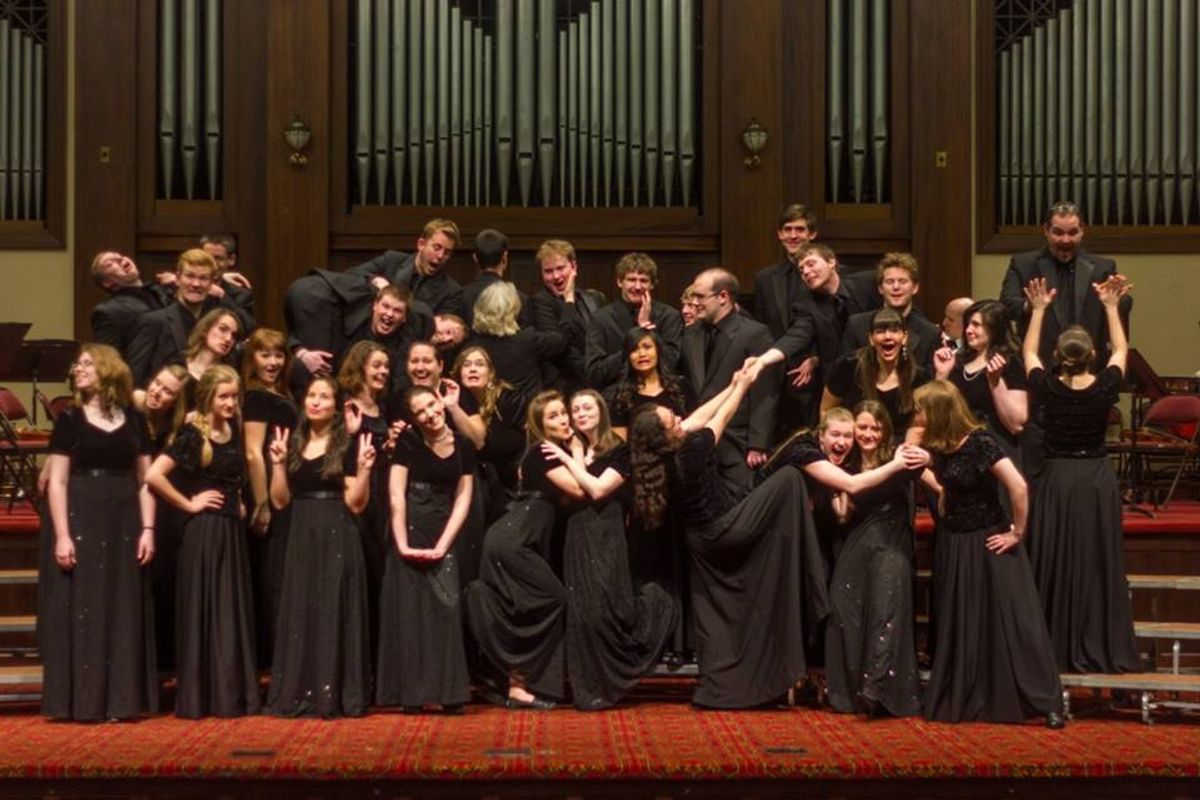 30 Things All Choir Kids Know To Be True