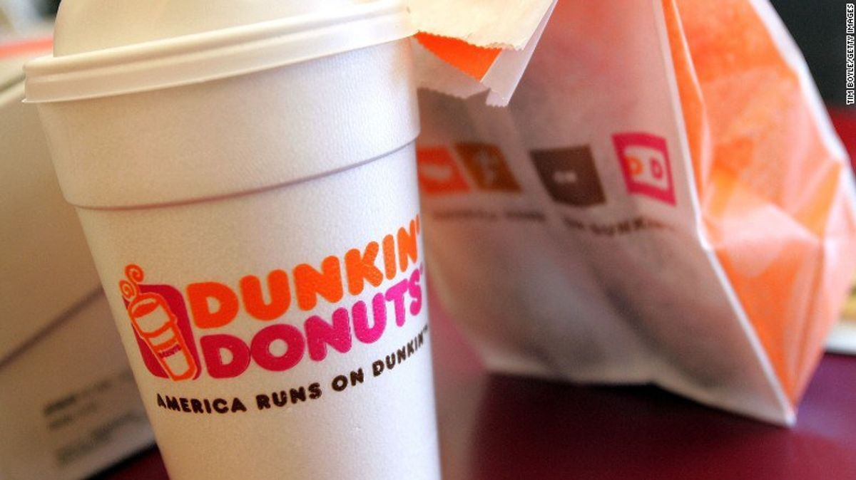 Confessions Of A Dunkin Donuts Addict