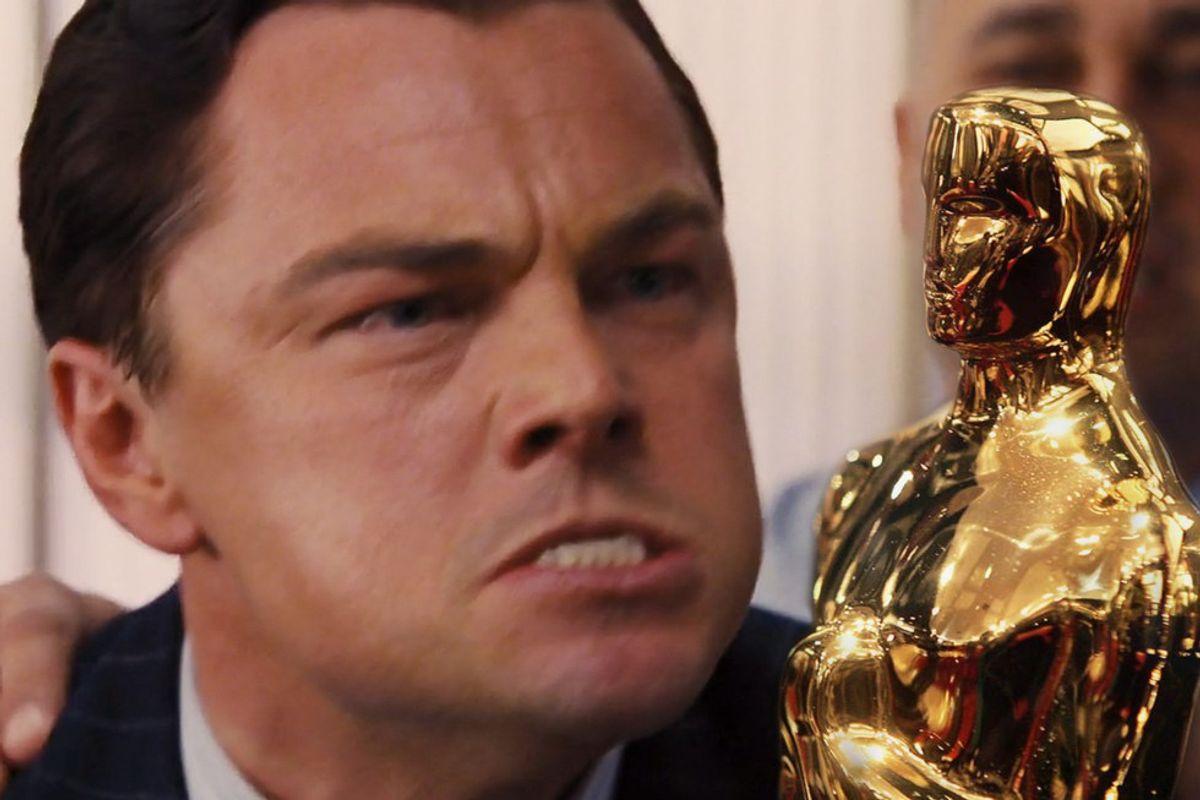 The 31 Best Oscar-Themed Leonardo DiCaprio Memes
