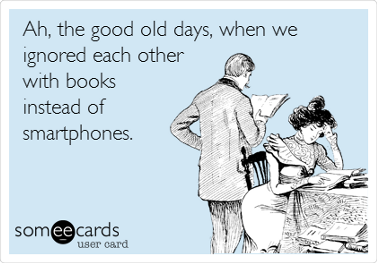 Why The 'Good Old Days' Weren't That Good