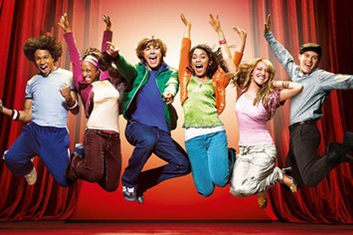 A Walk Down Memory Lane With 'High School Musical's' 10th anniversary.