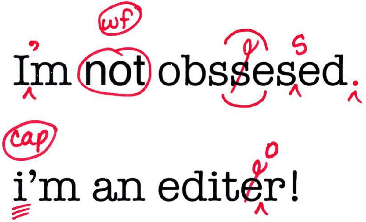 Why I Want To Be An Editor
