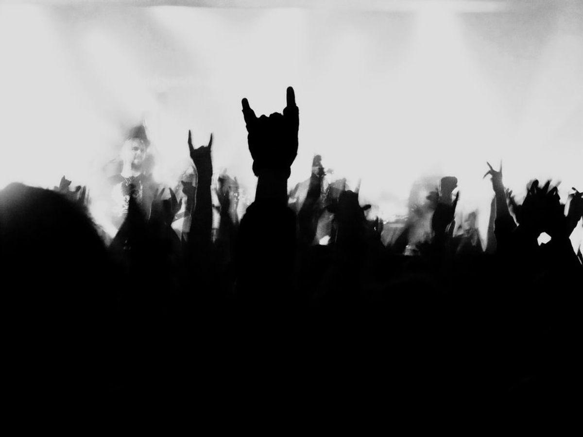 Top 28 Motivational Metal Songs