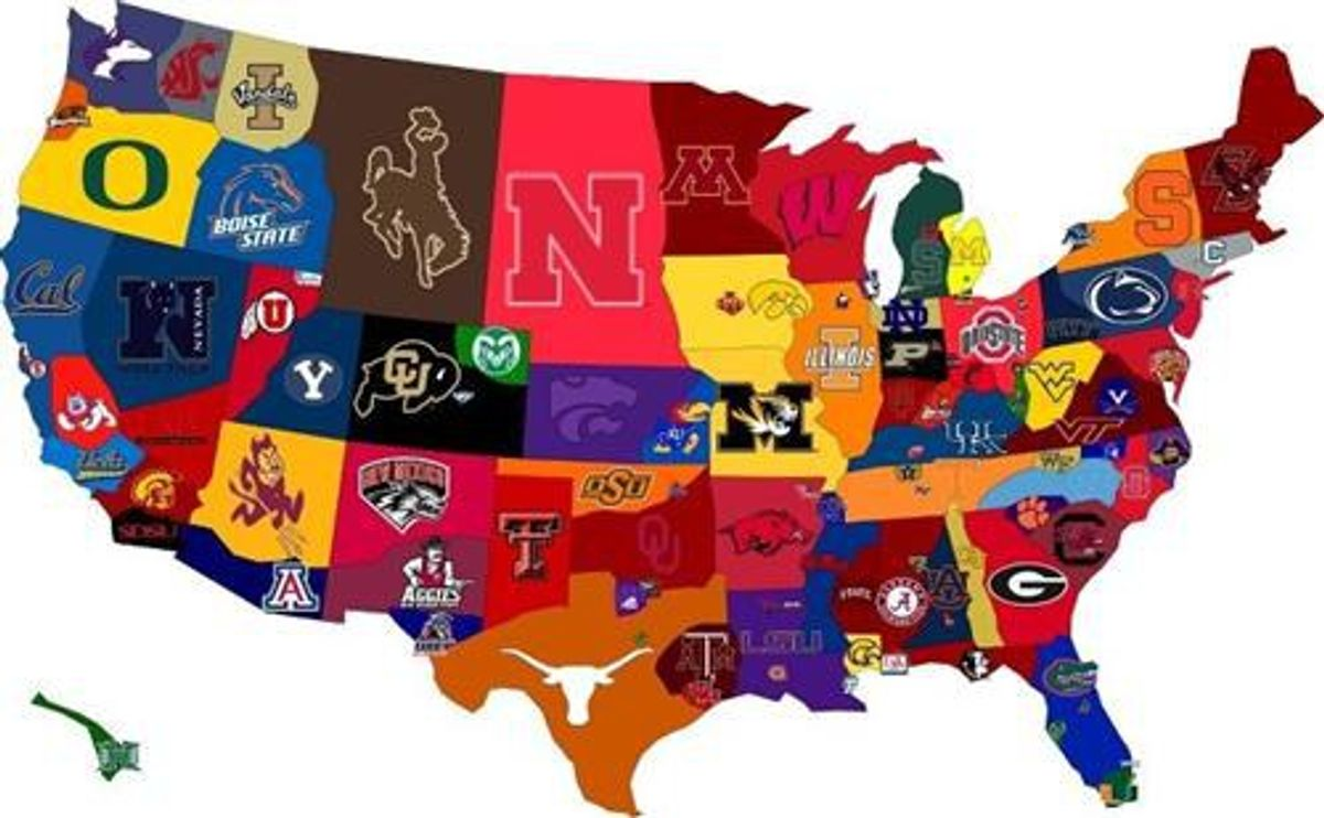 10 Reasons Why You Should Go To College Out Of State