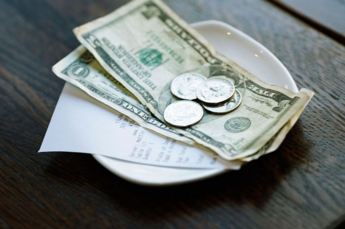 Tipping Is Good And You Should Like It