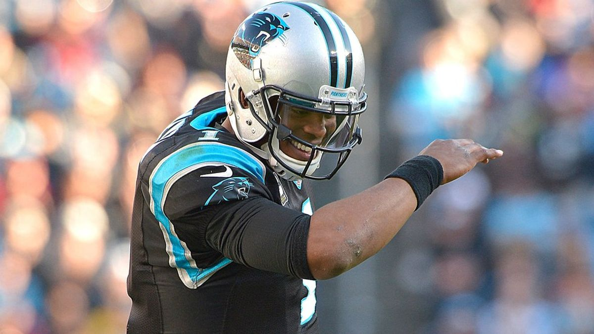 Who Cares If Cam Dabs On Dem Folks?