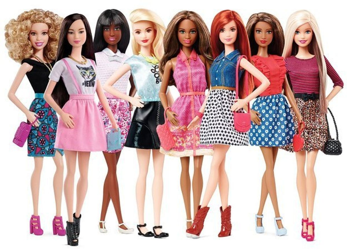 New Barbie: Not Enough?