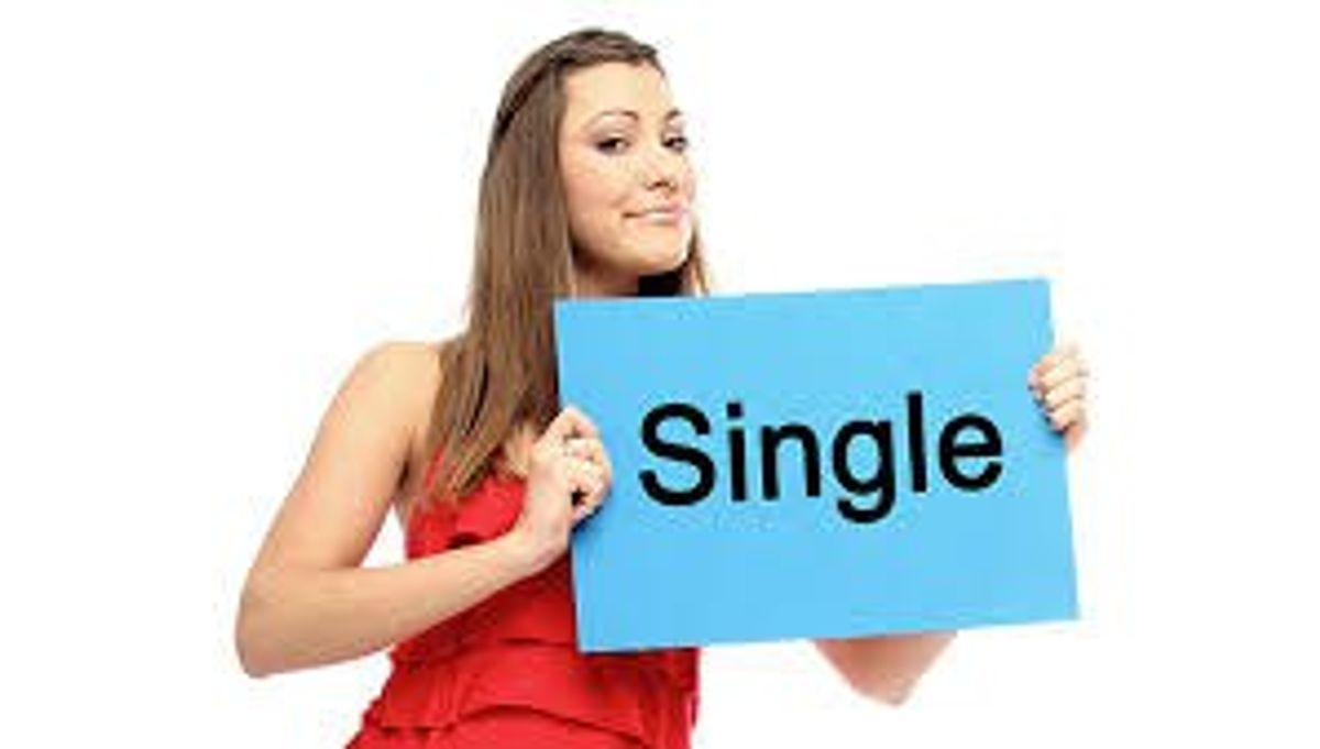 For Those In Their 20s Who Are Still Single