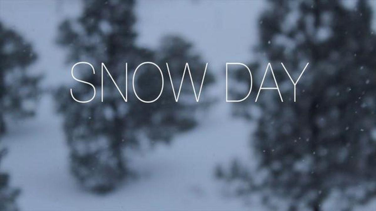 Wisconsin Snow Days