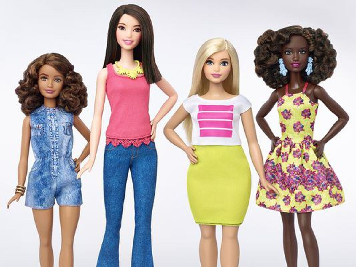 Barbie Doll Diversity: Why Representation Matters