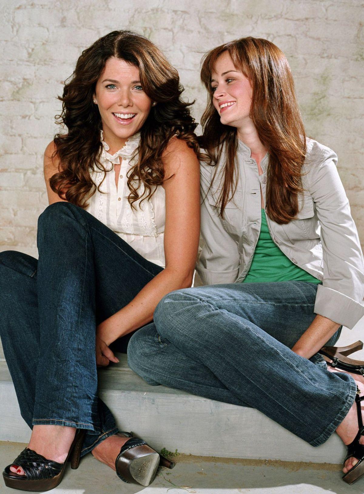 Netflix Announces 'Gilmore Girls' Revival
