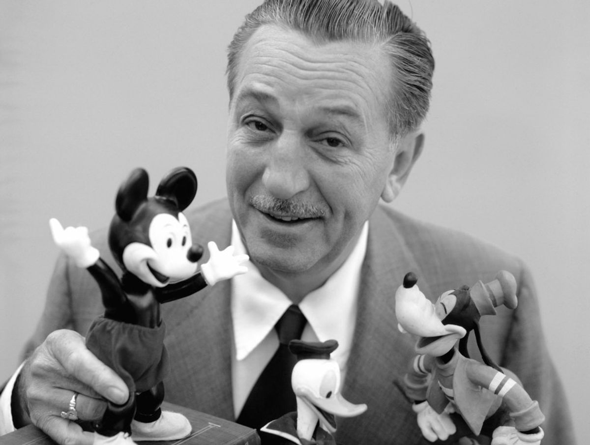 8 Things You Probably Didn't Know About Walt Disney