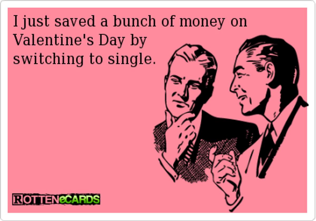Breaking The Stigma Of Valentine's Day