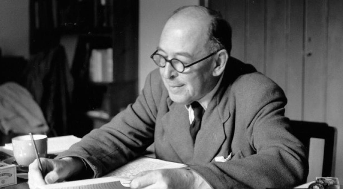 C.S. Lewis Quotes To Live By