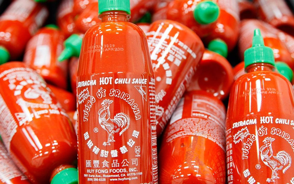 Everything You Need To Know About Sriracha