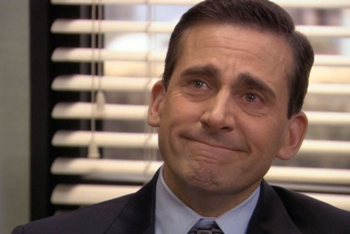 """12 Times """"The Office"""" Made You Cry"""