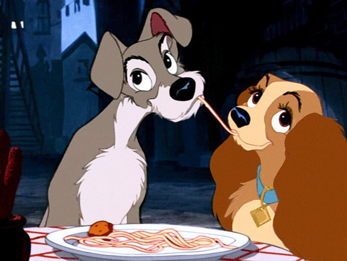The Best Cartoon Couples Of All Time