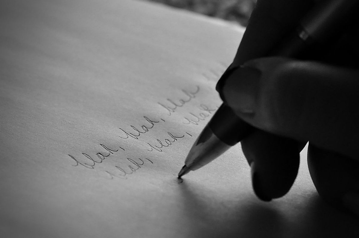 7 Tips For Getting Yourself Back Into Creative Writing