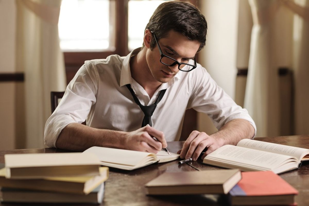 Ten Books Every Writer Needs To Read