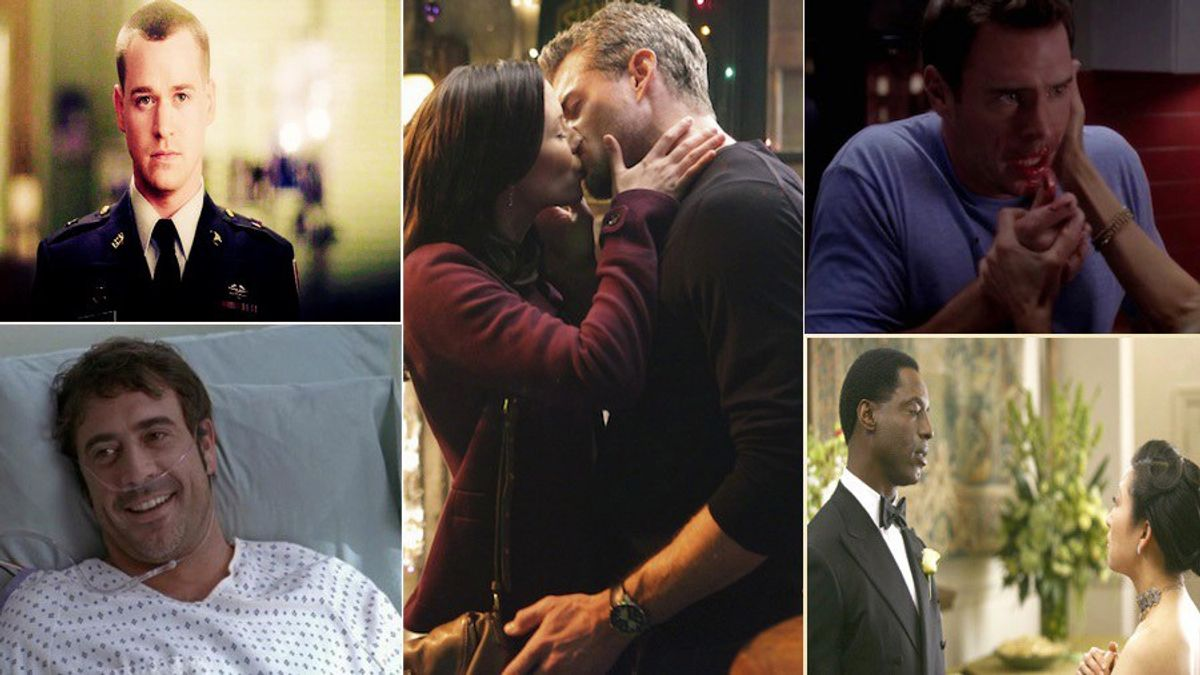15 Grey's Anatomy Episodes That Ripped Your Heart Out
