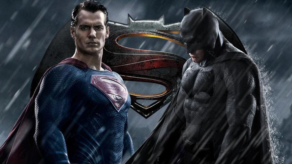 Batman Vs Superman: The Political Showdown We Really Want To See