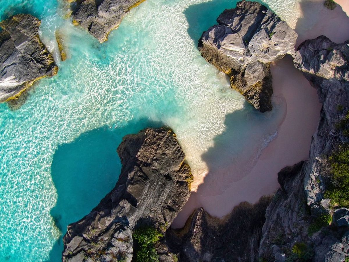 Some Of The Nicest Beaches To Bring You Some Happiness