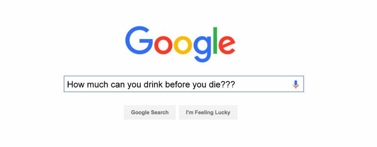 50 Things Every College Student Has Definitely Googled