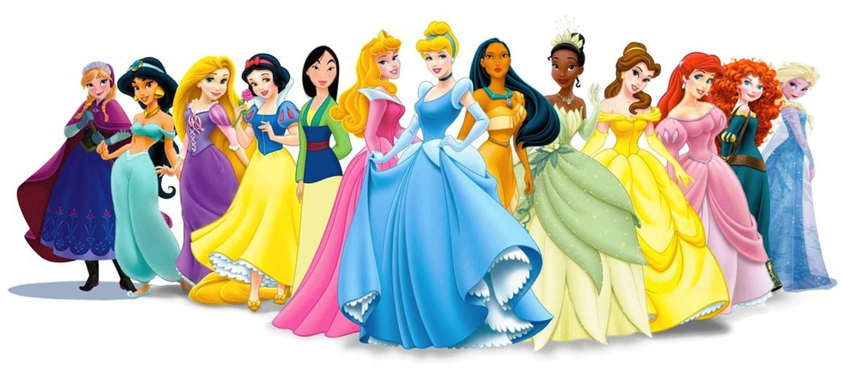 The Problem With Princesses