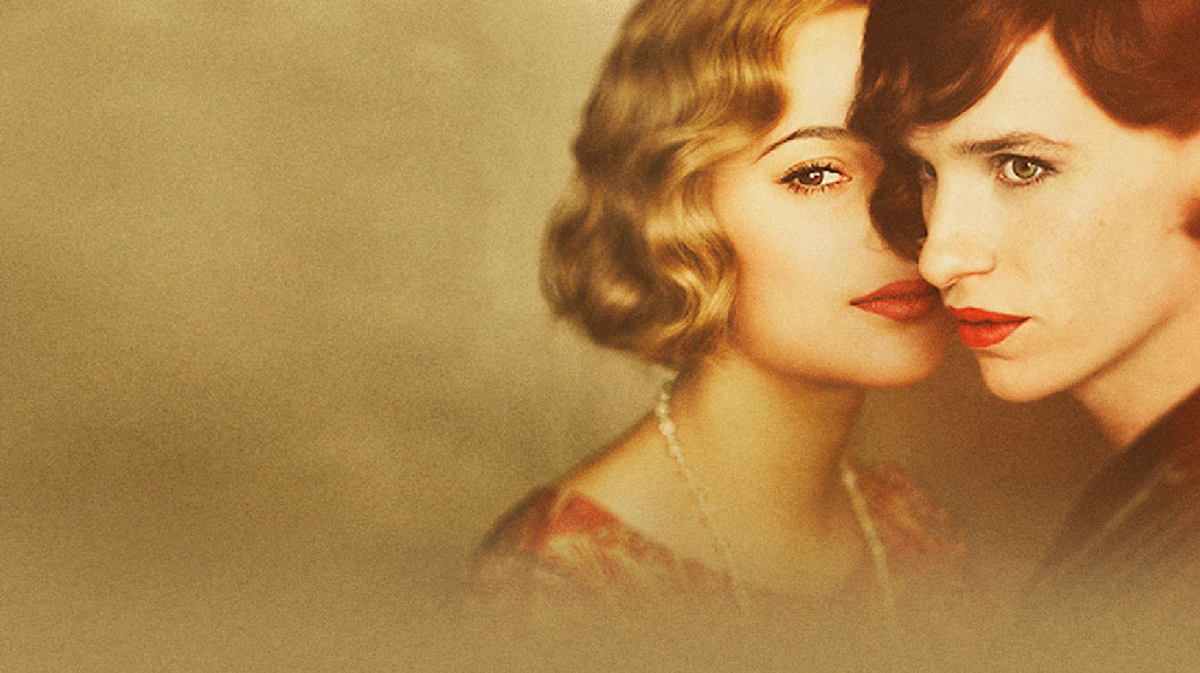 """What The Film """"The Danish Girl"""" Taught Me about Love"""