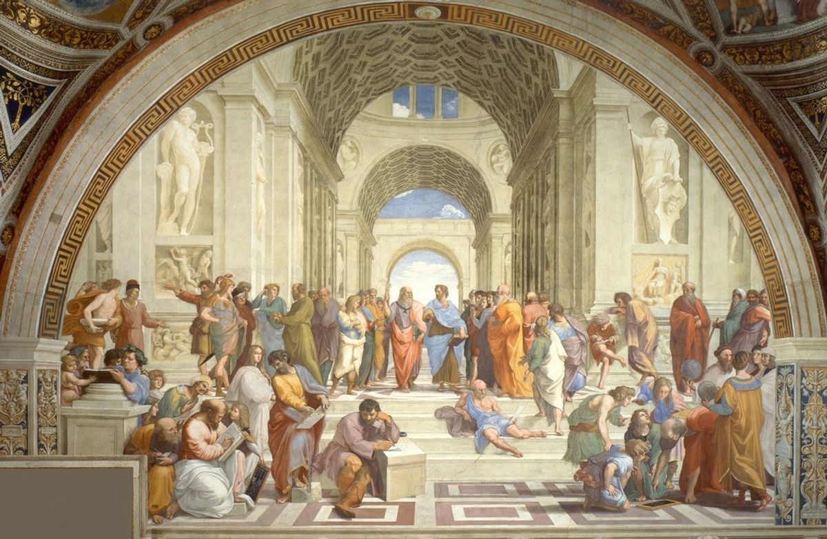 Finding A Home In Philosophy