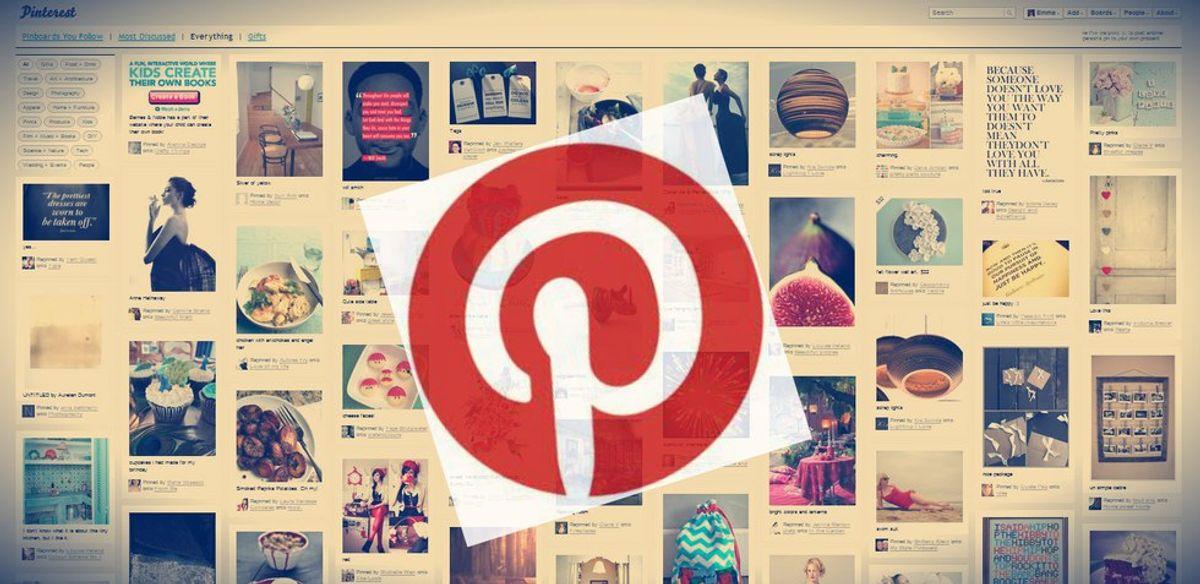 36 Confessions Of A Pinterest Addict