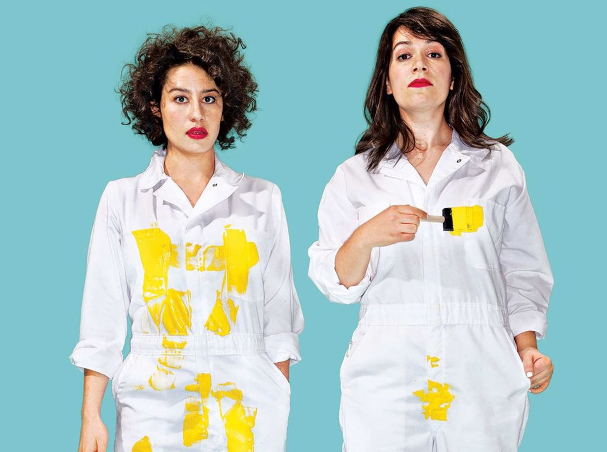 10 Thoughts While Watching The Trailer For Season 3 Of 'Broad City'