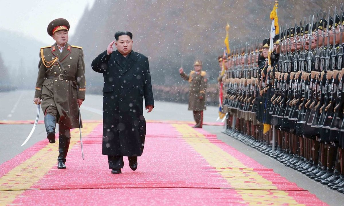 Tensions Escalate Between North And South Korea