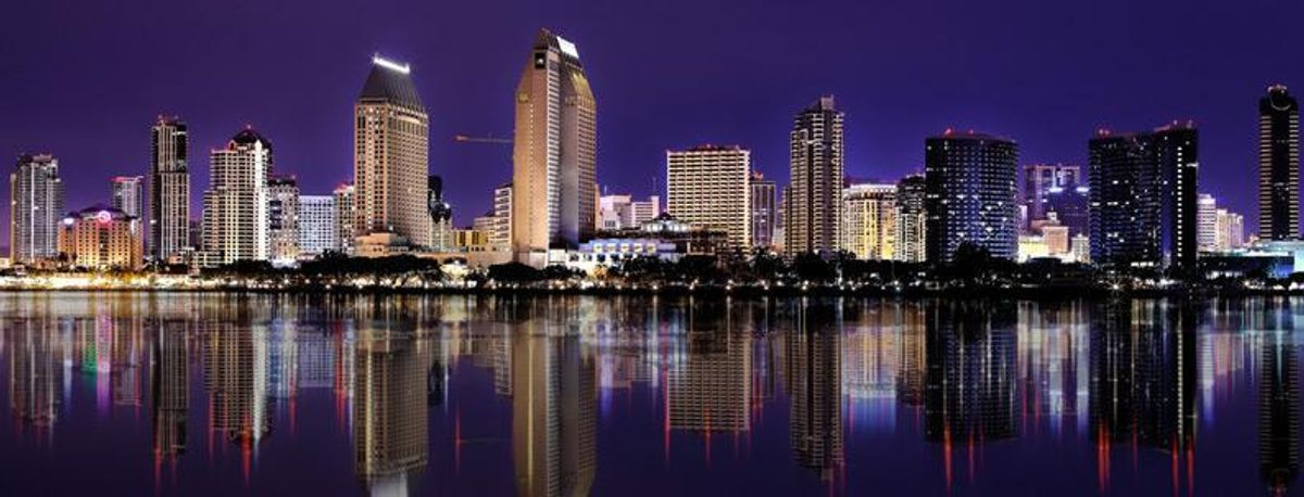 Finding Home Sweet Home In San Diego