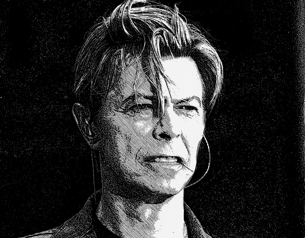 Where The F*ck Did Monday Go? Bidding Bowie Goodbye