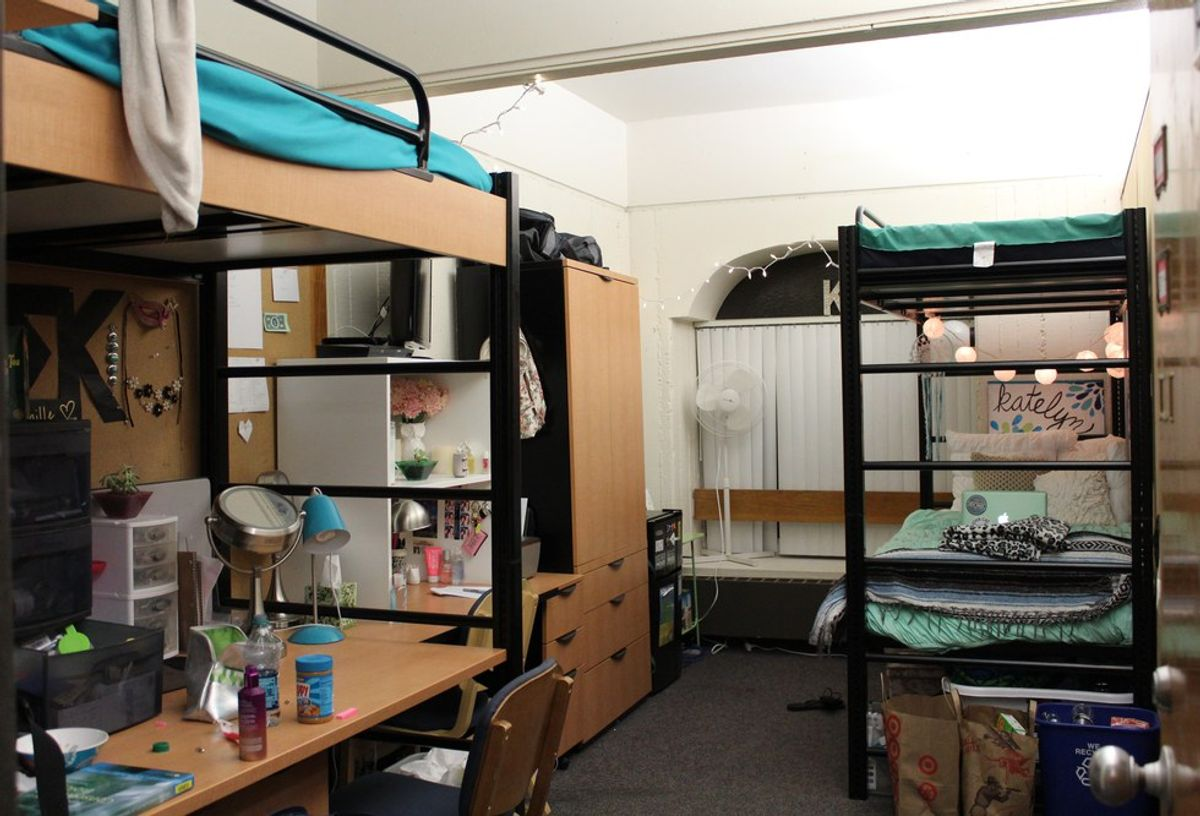 Dorm Living Doesn't Work.