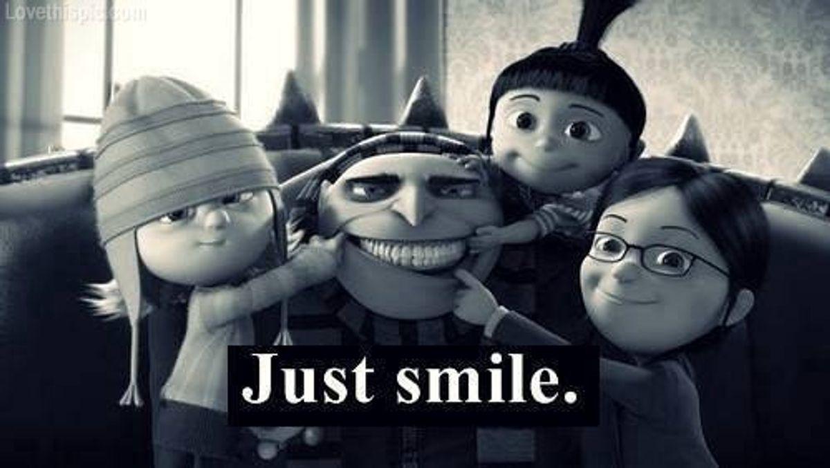 Smiling Saves Lives