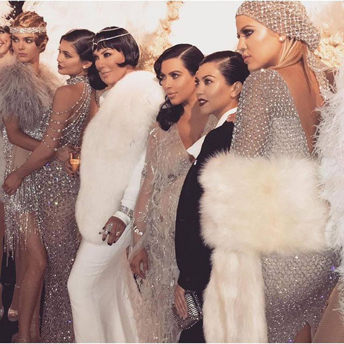 The Real Reasons Why The Kardashians Are Famous