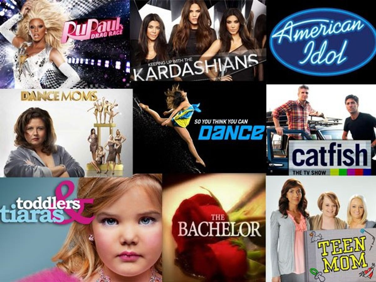 Does Reality TV Make You Dumber?