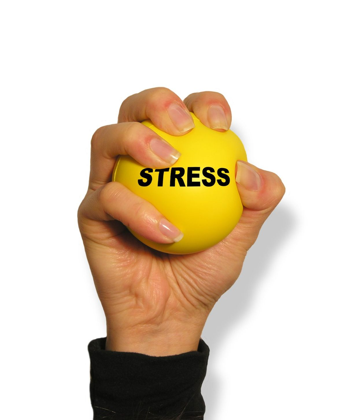 11 Ways To Deal With Stress