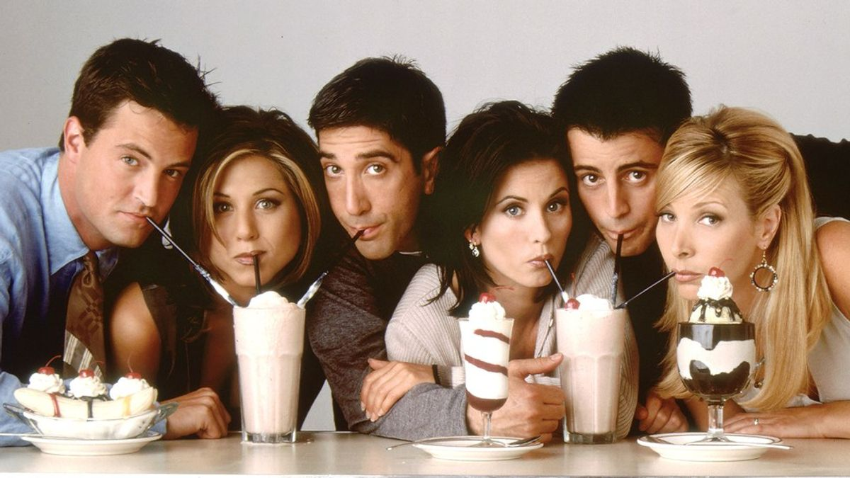 50 Most Memorable Moments From Friends
