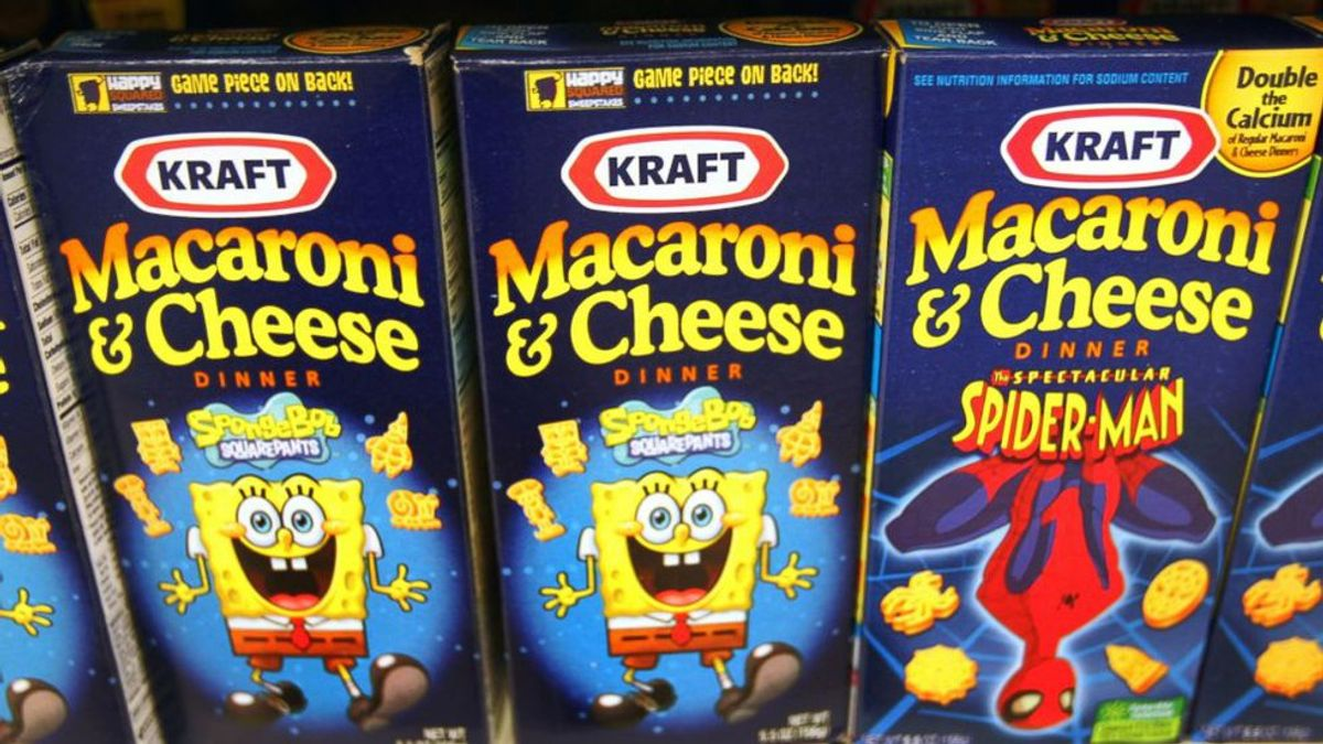 20 Reasons You Should Eat Mac And Cheese Right Now