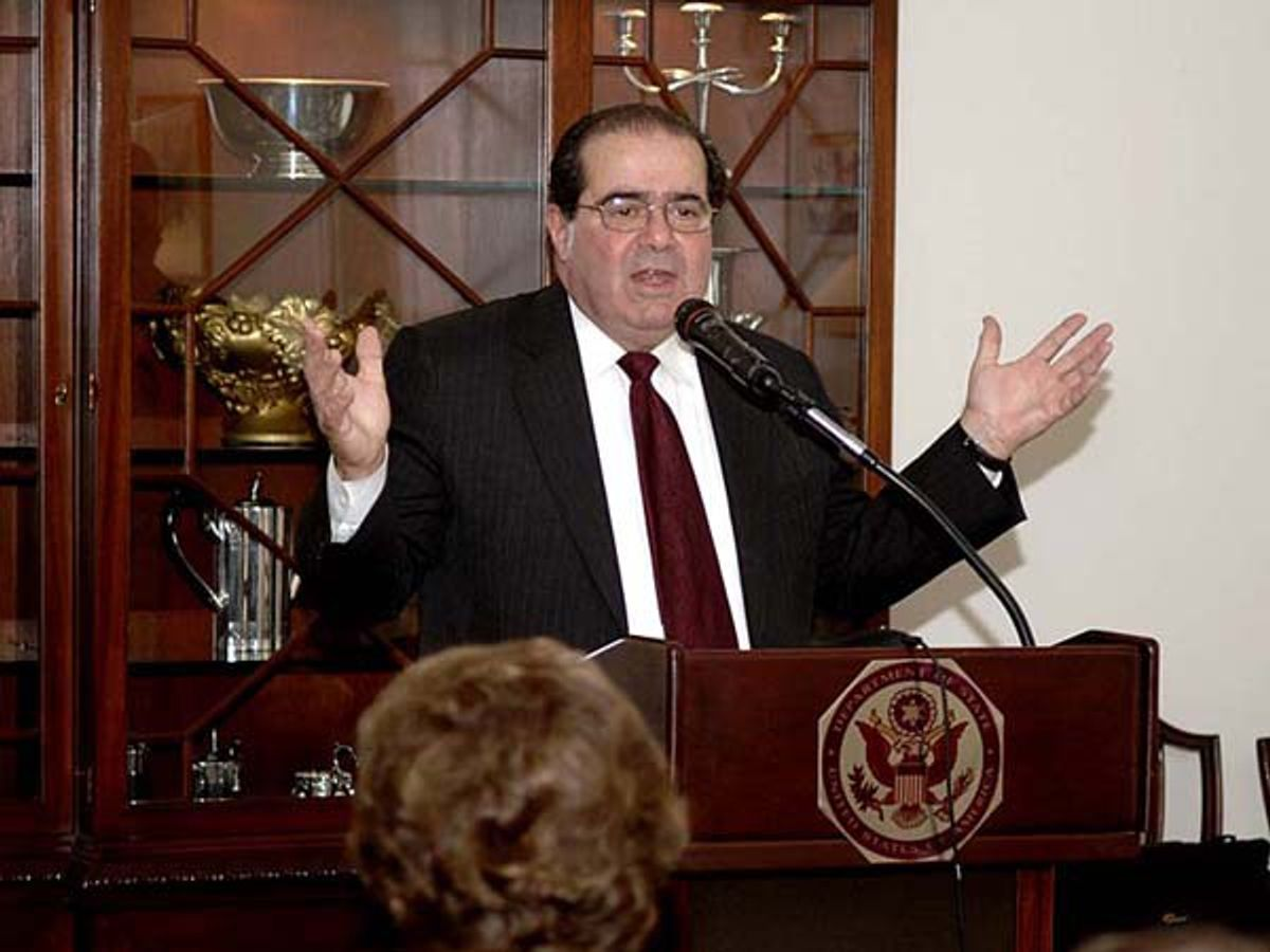 Why I'm Not Dancing Over Justice Scalia's Grave
