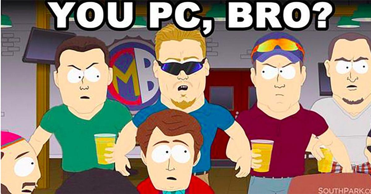 You PC, Bro?