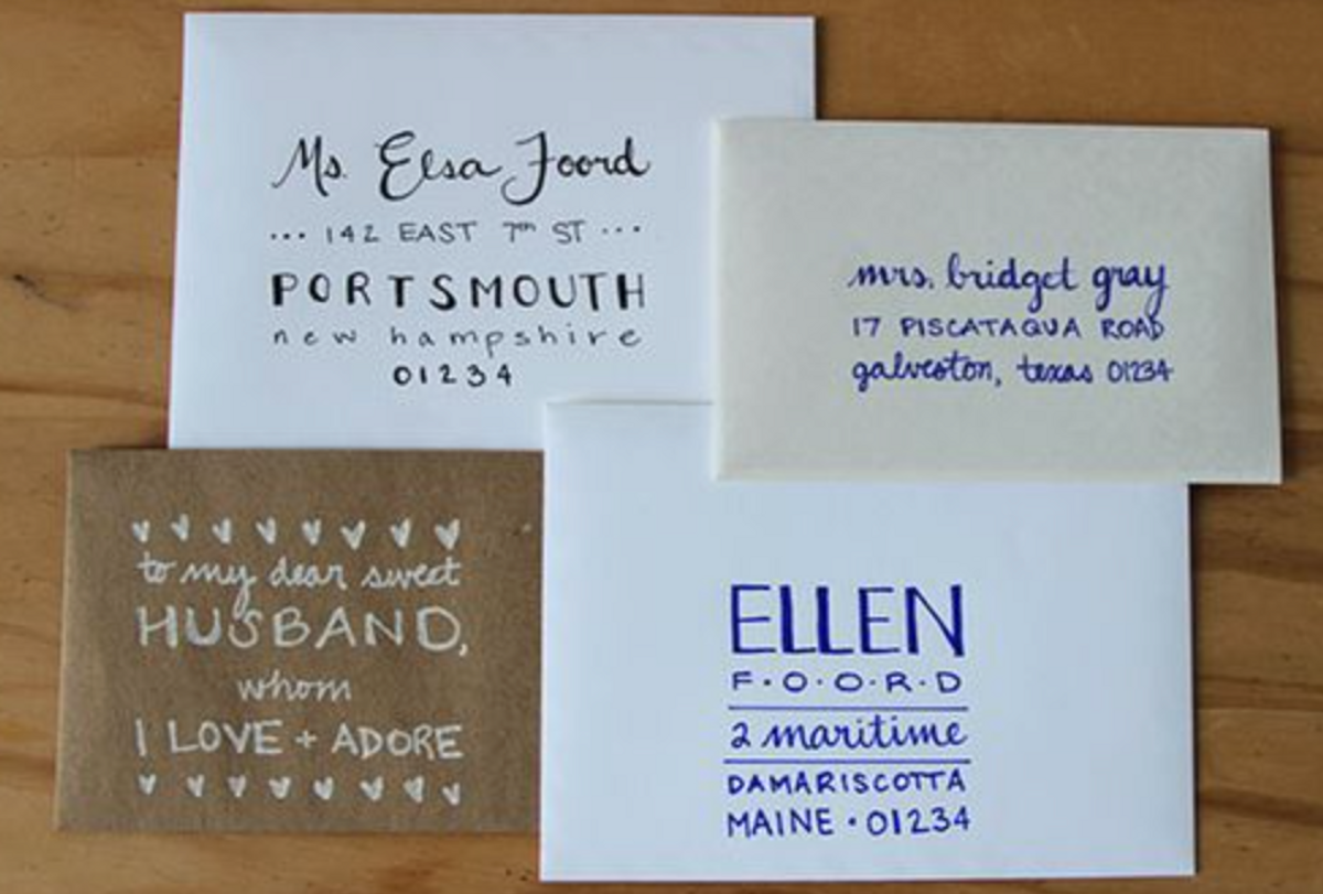5 Reasons Handwritten Letters Are Underrated