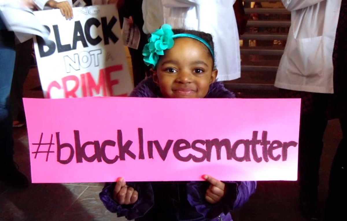 Yes, All Lives Matter, But...